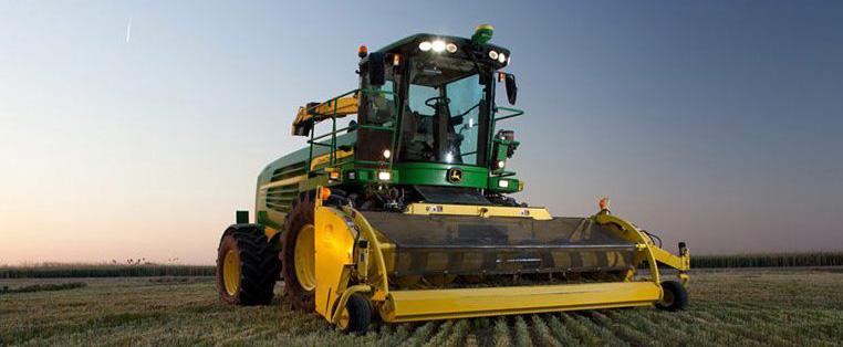 John Deere Hay Harvester